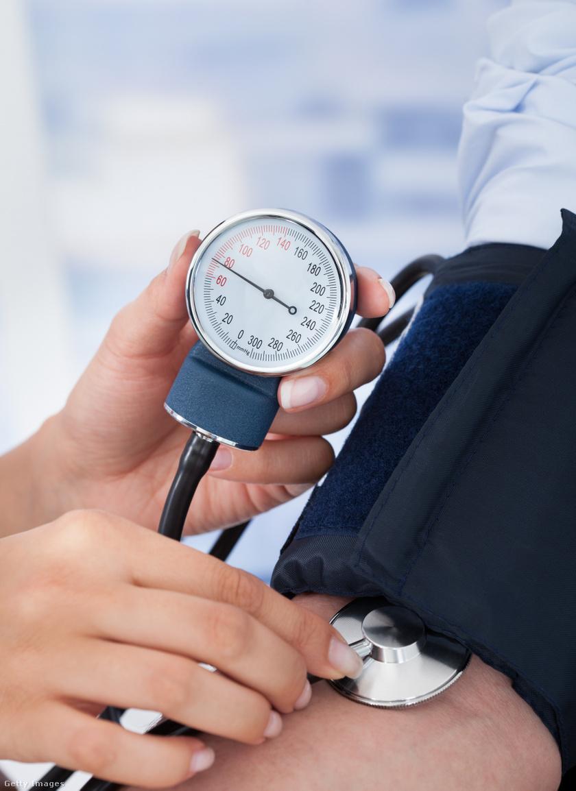 magas vérnyomás, amikor csökkenteni kell a vérnyomást karcsúsító menü hipertónia esetén