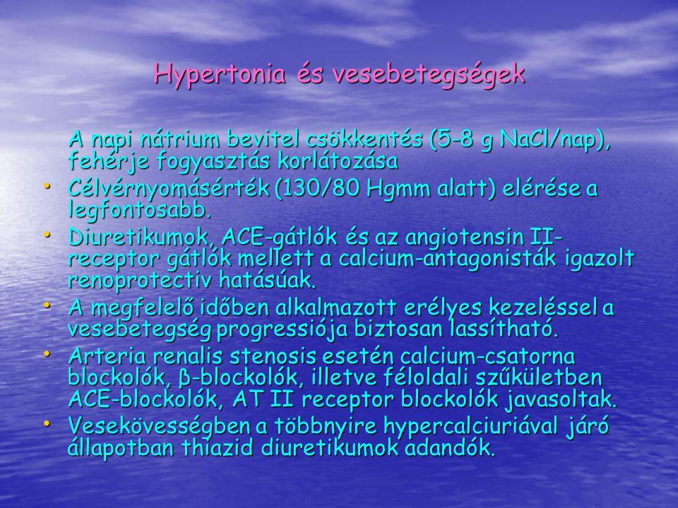 hipertónia korlátozása