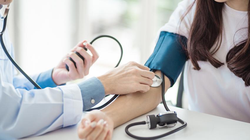 hematogén magas vérnyomás esetén