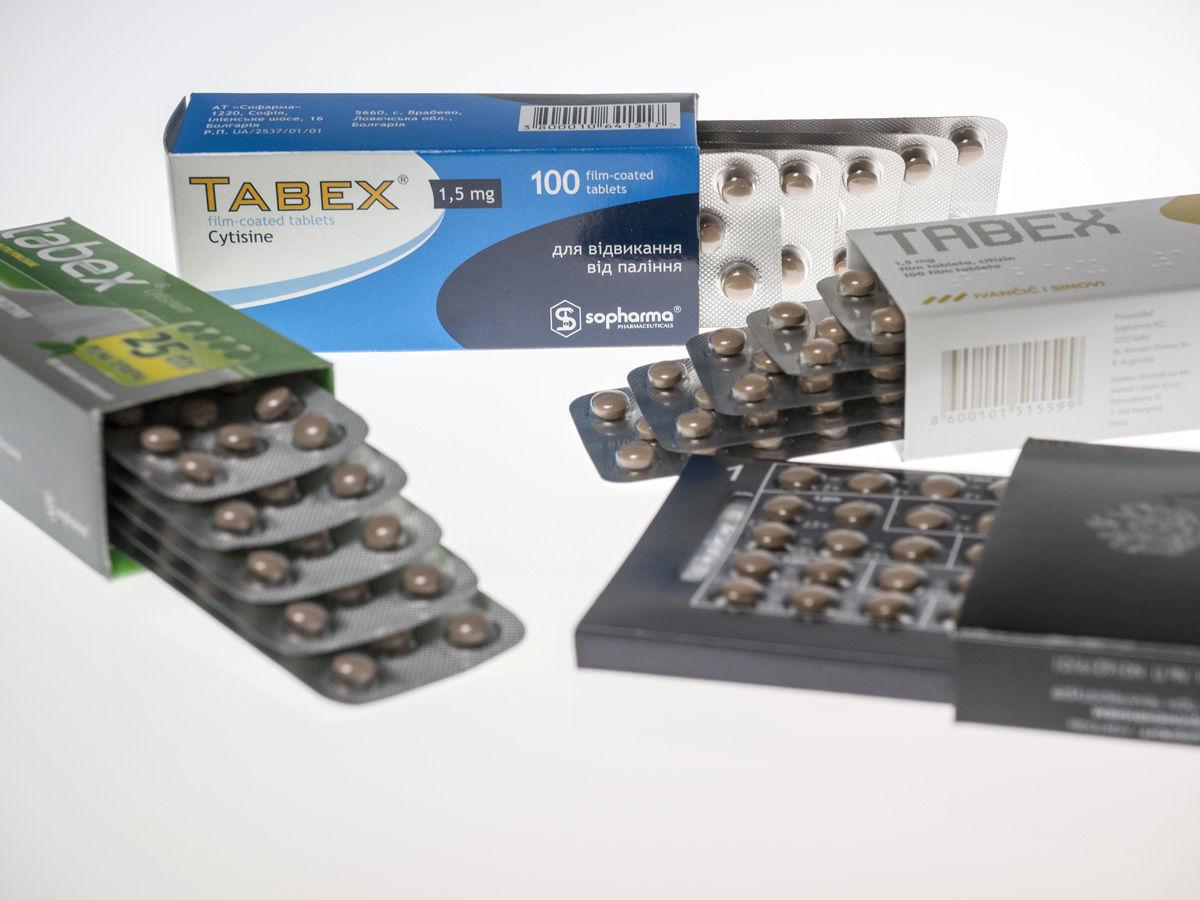 a Tabex hipertónia esetén magas vérnyomás kezelési pont info