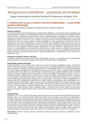 Egy hipertónia-eset története - PDF Free Download
