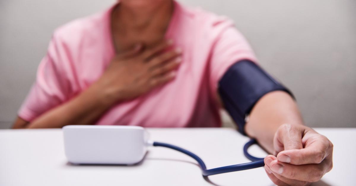 2 fokos magas vérnyomású stroke