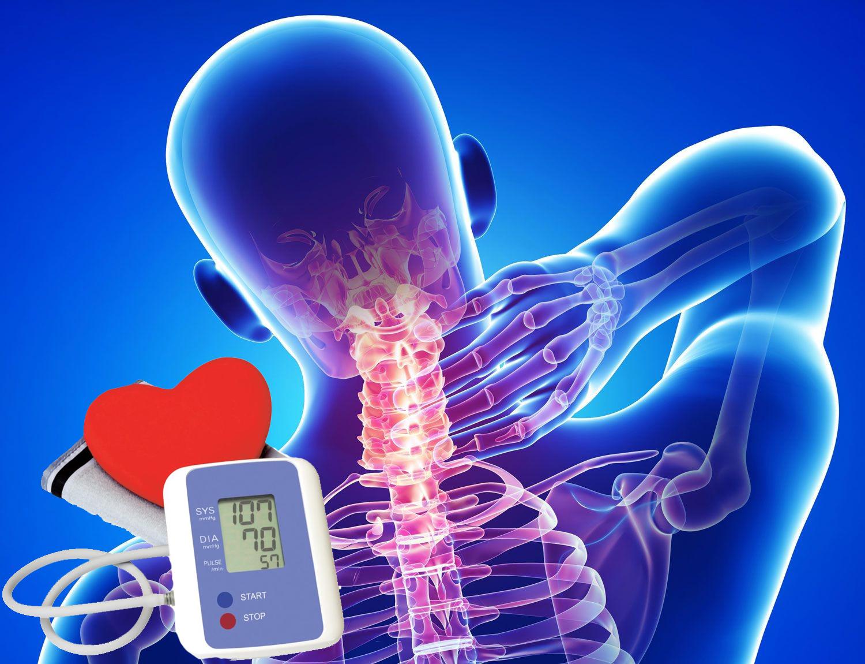a mellkasi hipertónia osteochondrosis megnövekedett nyomás stressz-magas vérnyomás alatt