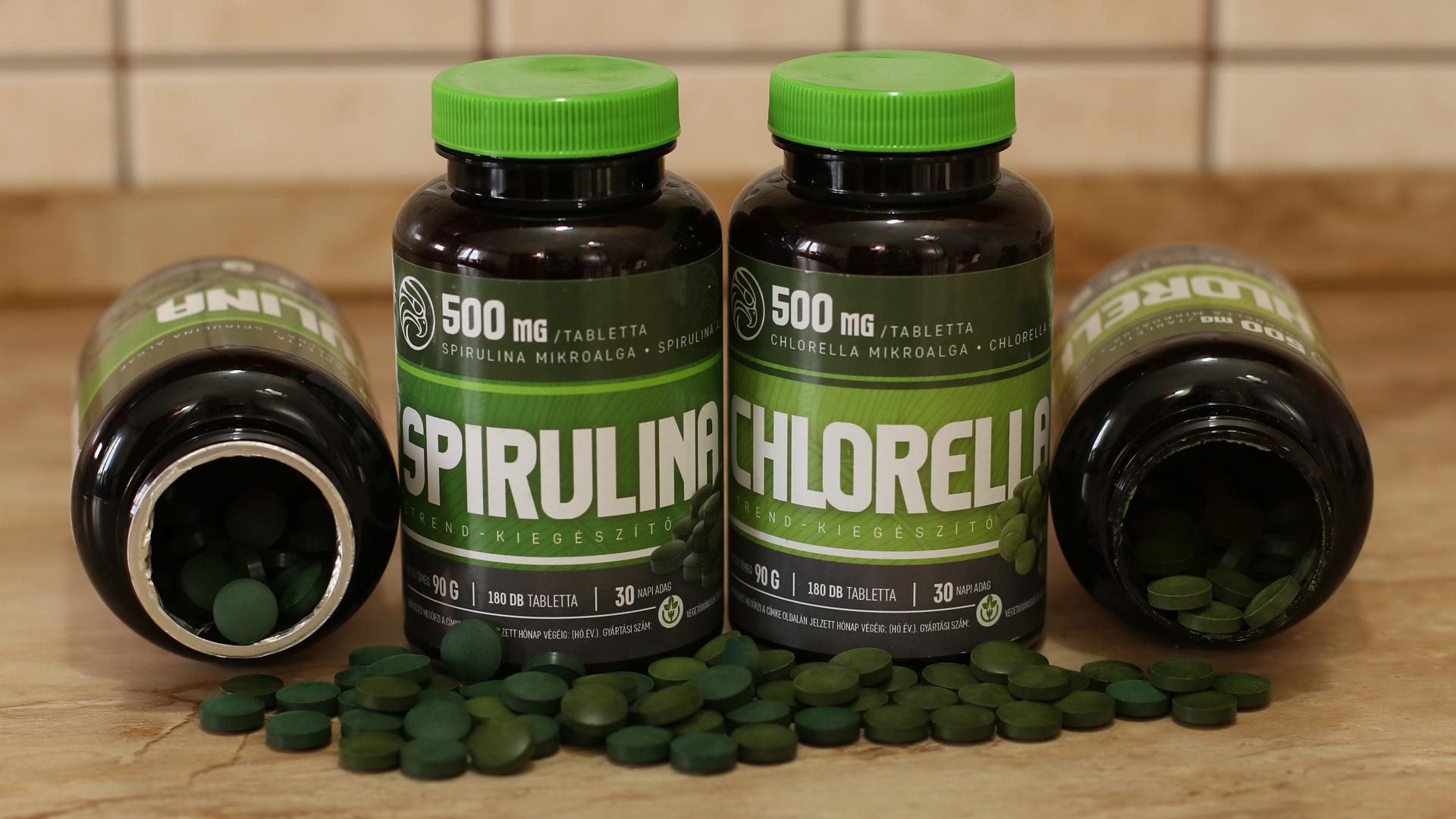 hogyan kell szedni a spirulinát magas vérnyomás esetén a magas vérnyomás egészségügyi jelei