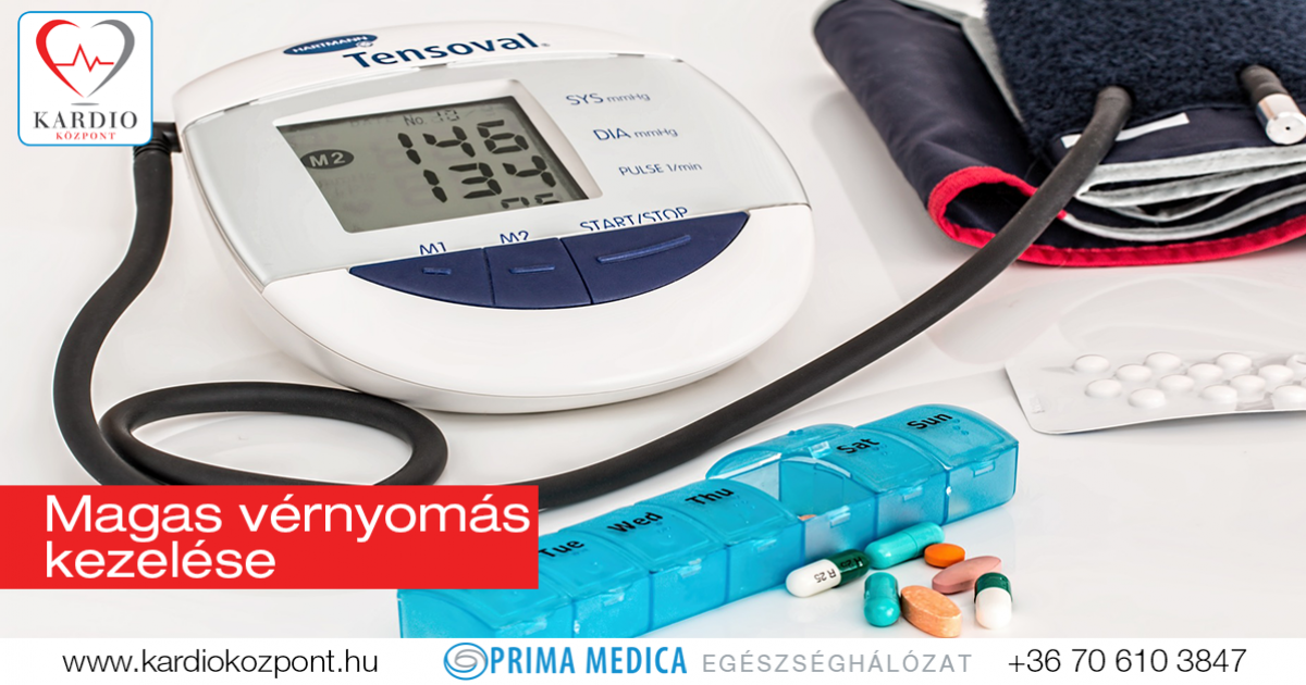 Hipertóniám van, kivel forduljak vese magas vérnyomás otthoni kezelés