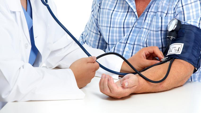magas vérnyomás kórház