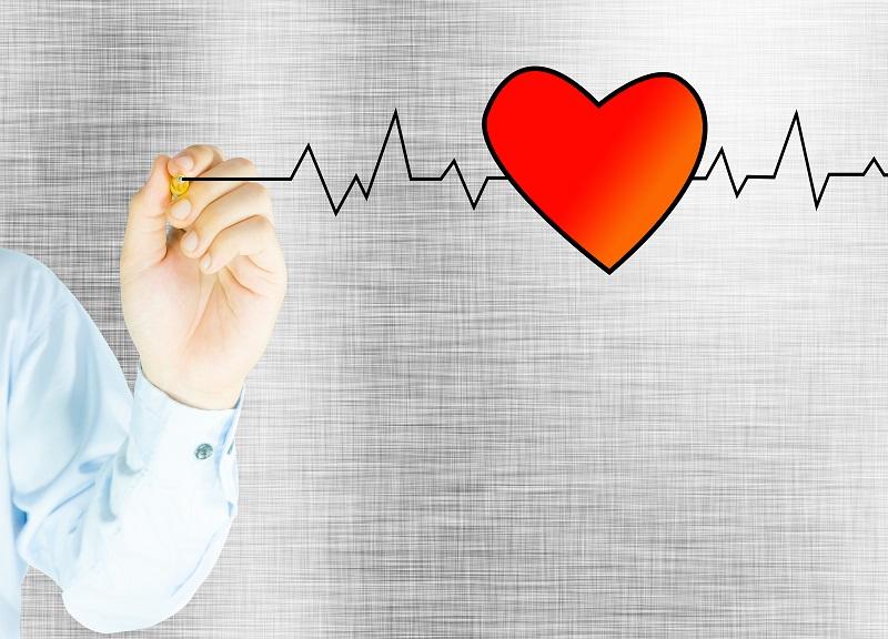 magas vérnyomás, alacsony pulzus