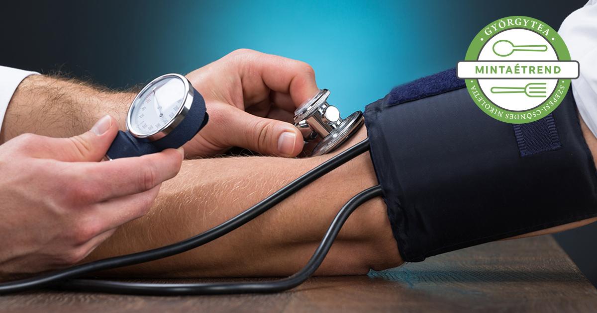 értágítók magas vérnyomás esetén