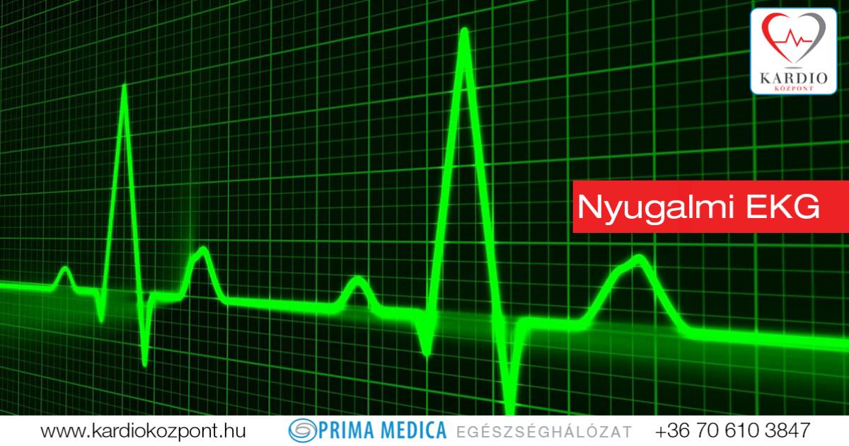 a magas vérnyomás jelei az EKG-n a magas vérnyomás elleni győzelmem története